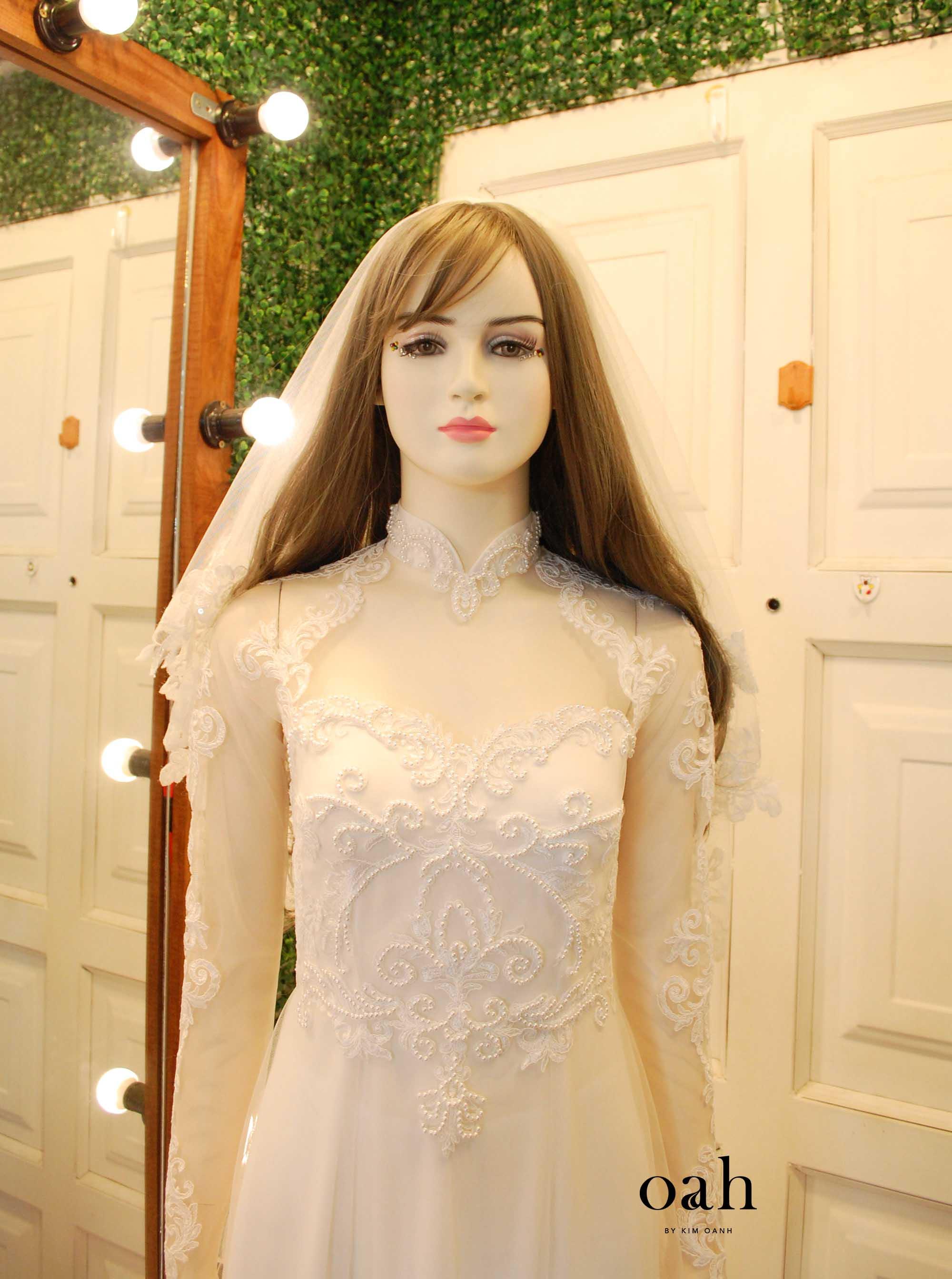 Bật Mí Top 7 Cửa Hàng Áo Dài Cưới Đà Nẵng Xinh Lung Linh